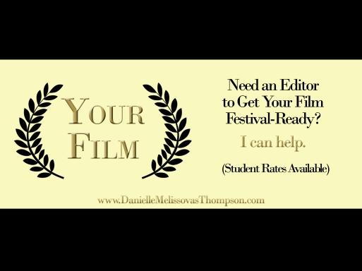 Short Film Editor Promo